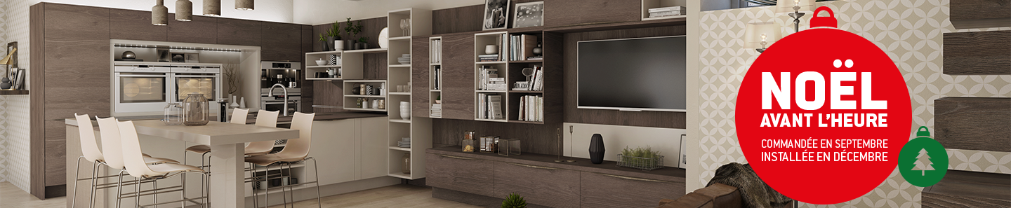 no l avant l 39 heure prix festifs cuisines ixina. Black Bedroom Furniture Sets. Home Design Ideas